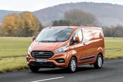 Растительное масло и отходы еды: фургоны Ford можно будет заправлять биотопливом