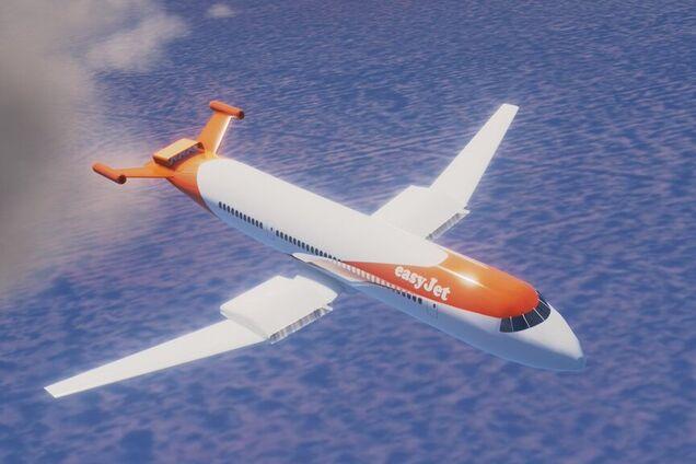 Электрический самолет Wright 1