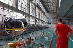 В Каменском дети попали 'в плен' мертвого водителя: как поездка в бассейн могла кончиться трагедией