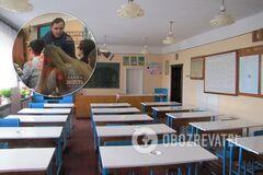 'Завис' у телефоні: у Росії вчитель на камеру влаштував бійку з учнем