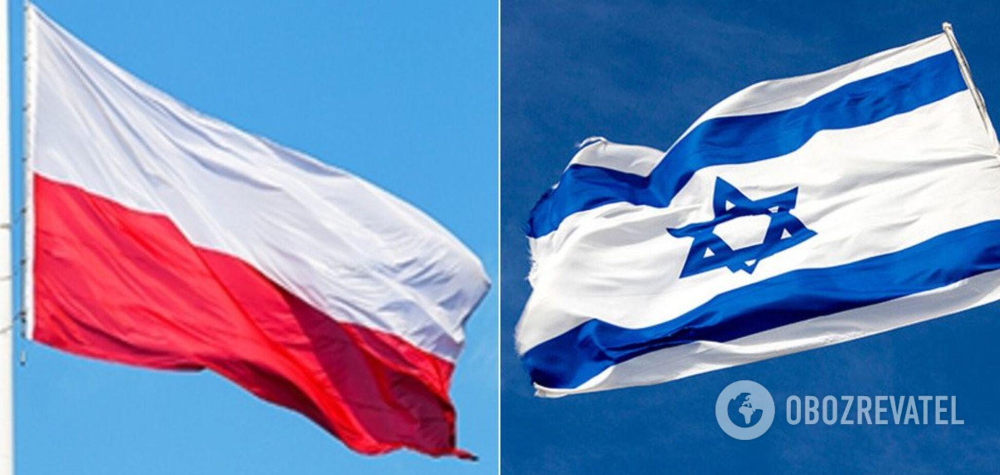 Нацисти та СРСР: Ізраїль вибачився перед Польщею за спотворення історії