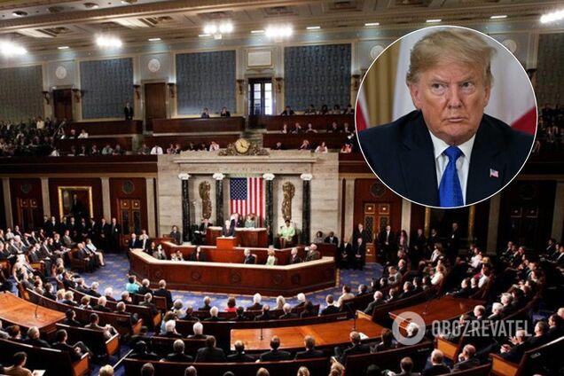 Демократы в Сенате США призвали проголосовать за импичмент Трампа