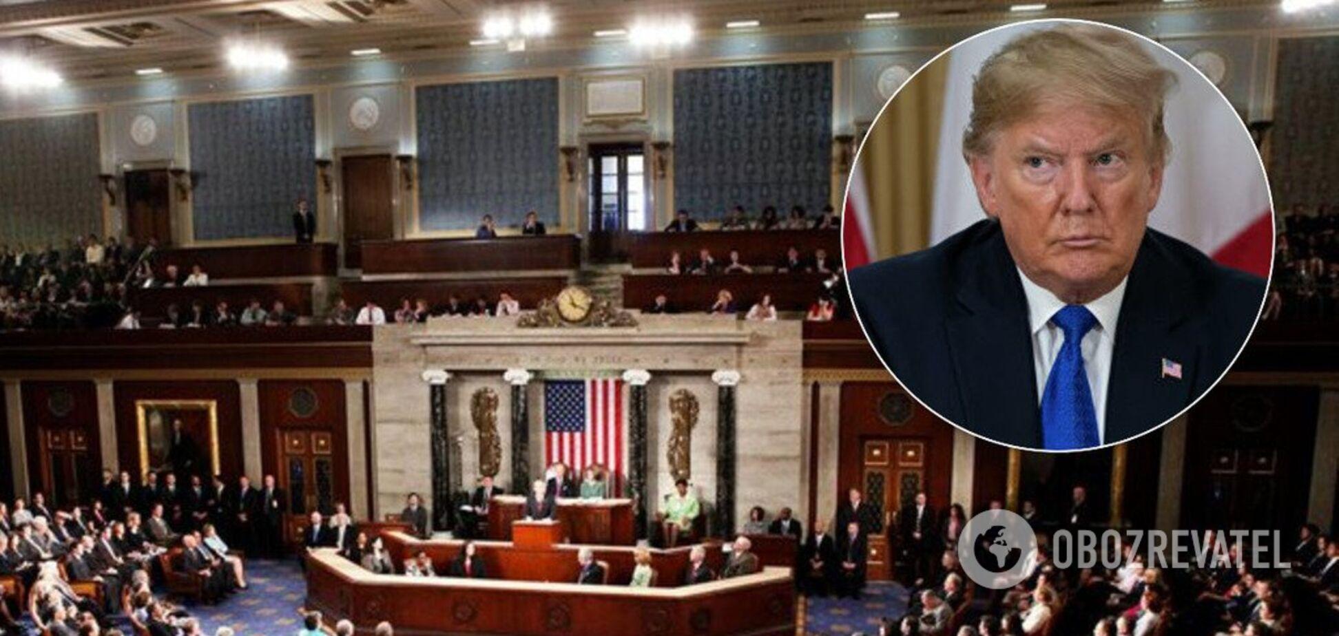 'Он предатель и лжец!' В США демократы призвали проголосовать за импичмент Трампа