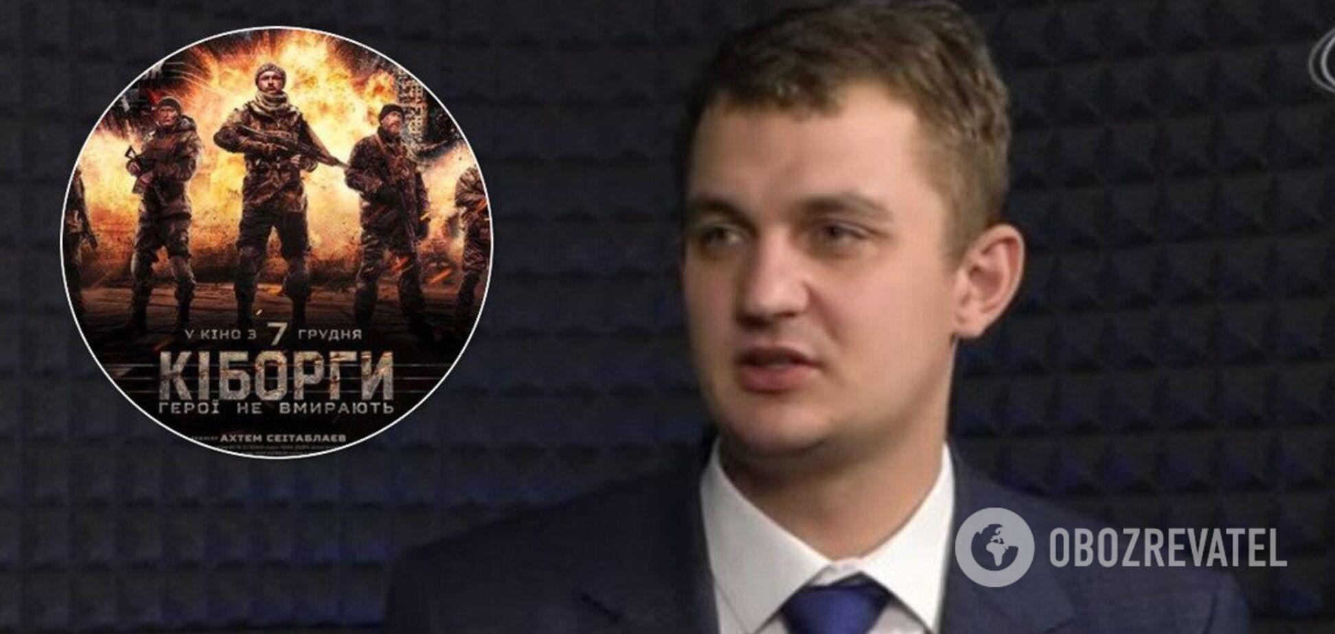'Наш ворог не Росія': Брагар засвітився у скандалі з патріотичним кіно. Відео