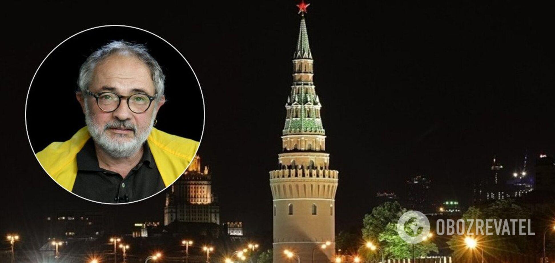 Російському публіцисту висунули ультиматум за підтримку терориста 'ДНР' Прилепіна