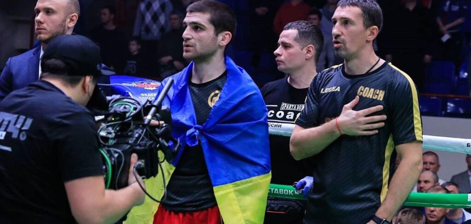 'Страна-агрессор': украинский боксер-чемпион рассказал, зачем ездил 'в небратскую Россию'