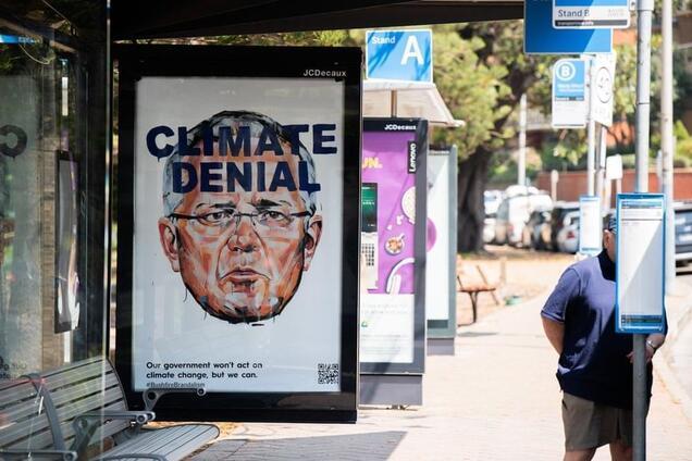 Пожары в Австралии: художники жестко высмеяли чиновников