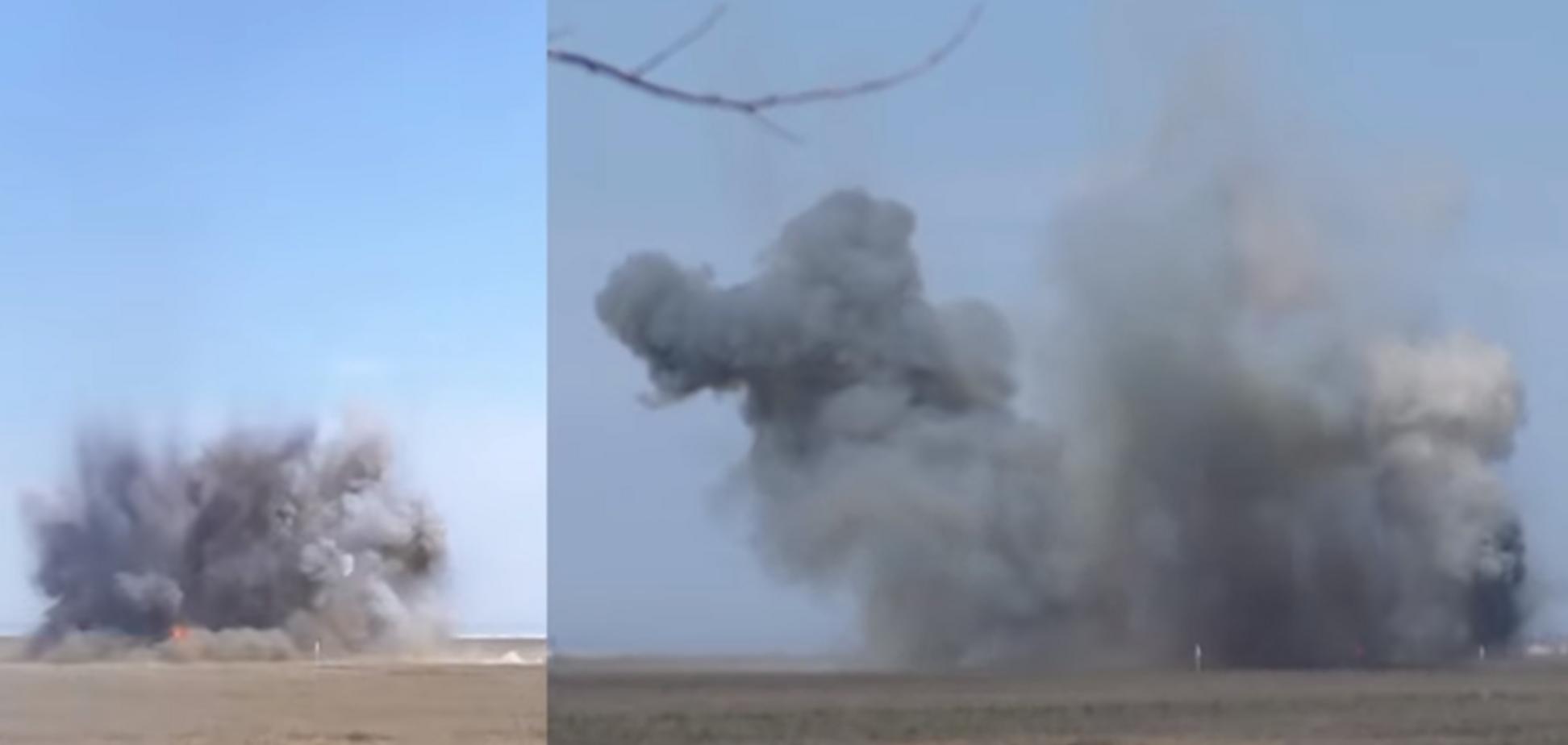 У мережі показали випробування української 'Вільхи'