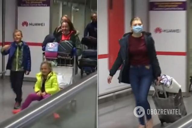 До Києва прибув новий рейс із Китаю
