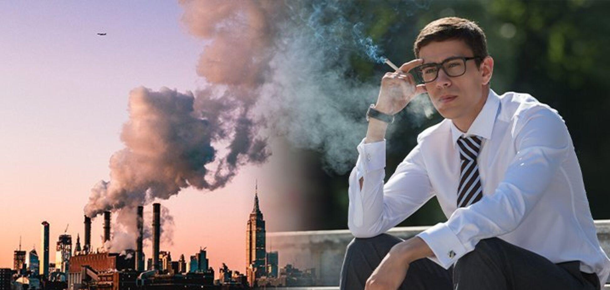 Умирают от грязного воздуха: появилось пугающая статистика смертности