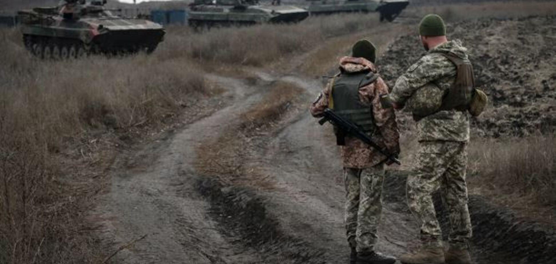 Террористы подло напали на воинов ВСУ на Донбассе: у Украины потери