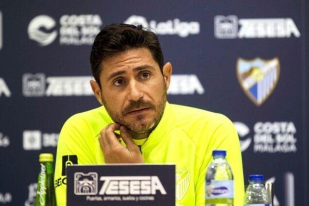 Бывший тренер 'Малаги' Виктор Санчес дель Амо