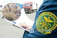 Украинская таможня отчиталась о рекордных штрафах: сколько платят нарушители