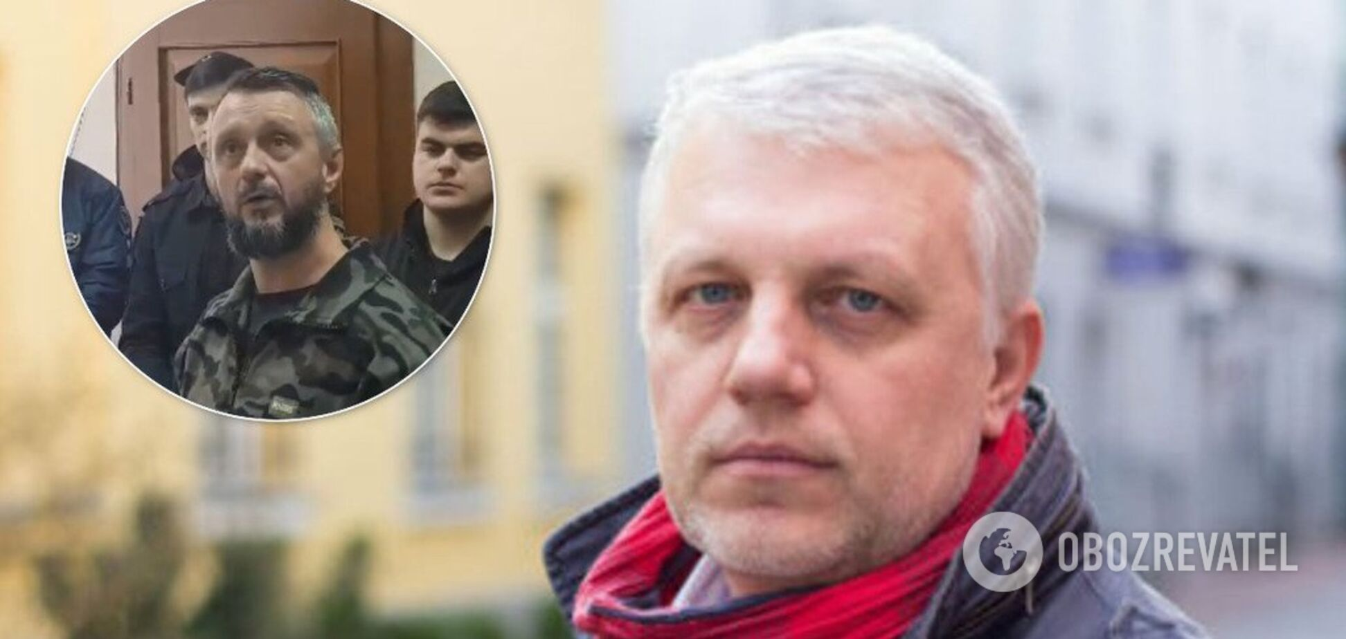 Суд ухвалив нове рішення щодо підозрюваного у вбивстві Шеремета Антоненка