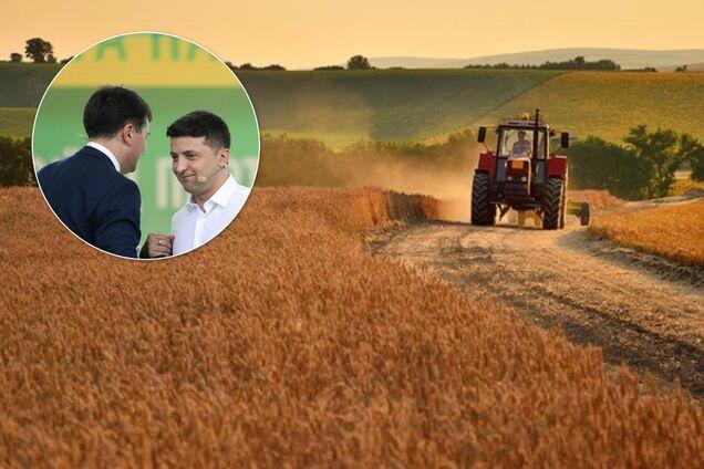 Монобольшинство Верховной Рады поддержало запуск рынка земли в Украине