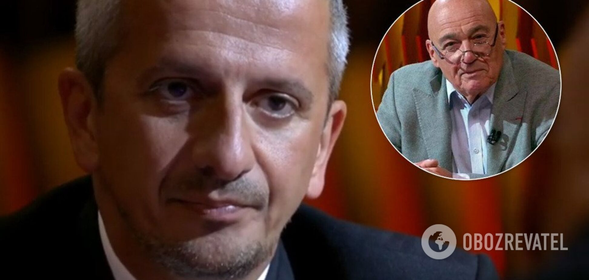 'Не надо рассуждать!' Муж Собчак поскандалил с Познером на росТВ