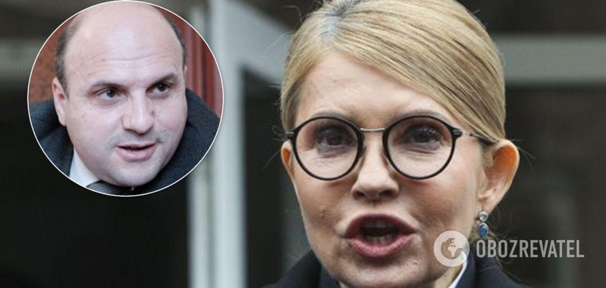У Тимошенко проблеми? Голова Чернівецької ОДА, що погорів на хабарі, виявився членом 'Батьківщини'