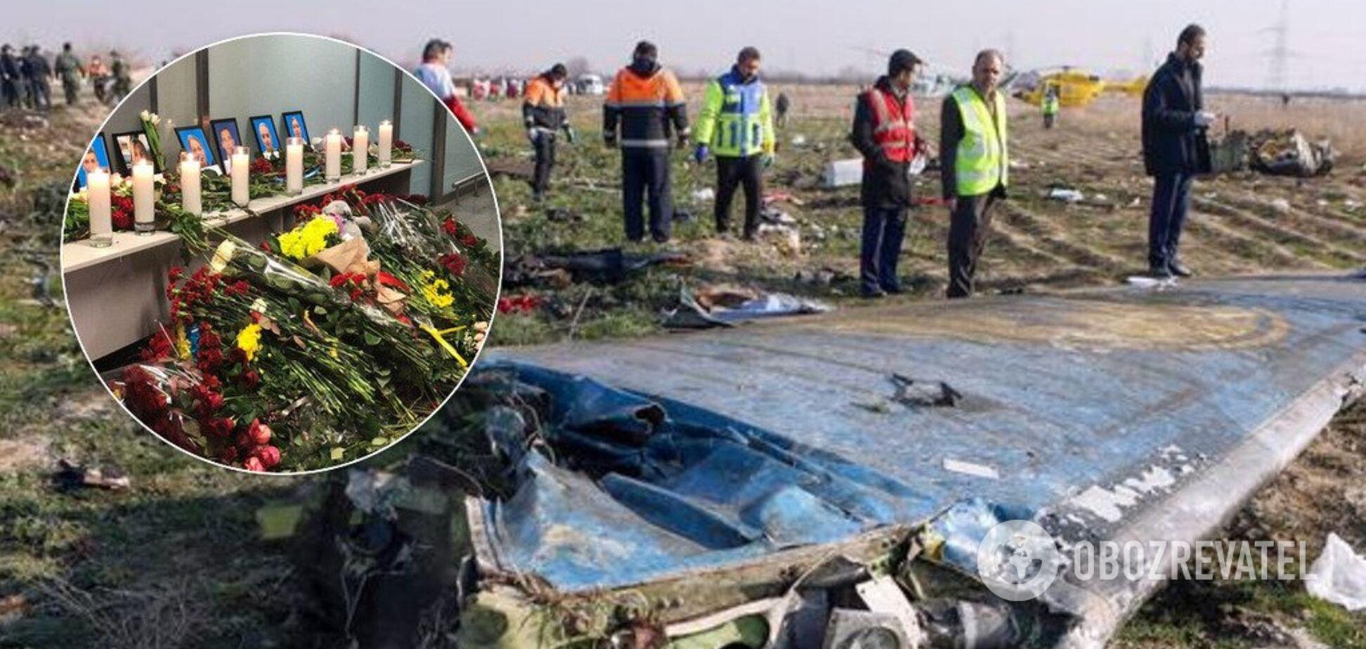 Іран дав задню в розслідуванні катастрофи літака МАУ