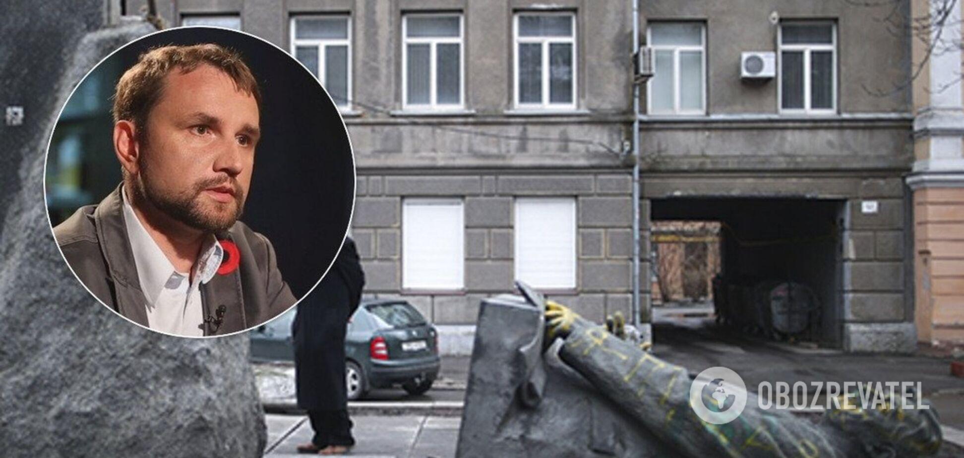 Пам'ятник Жукову не зносити? В'ятрович відповів Кравчуку
