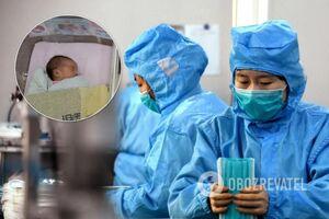 Передается при беременности? В Китае коронавирусом заразились двое младенцев