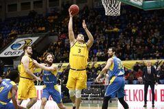 'Киев-Баскет' закончил второй этап Кубка Европы, выйдя в 1/4 финала: турнирная таблица