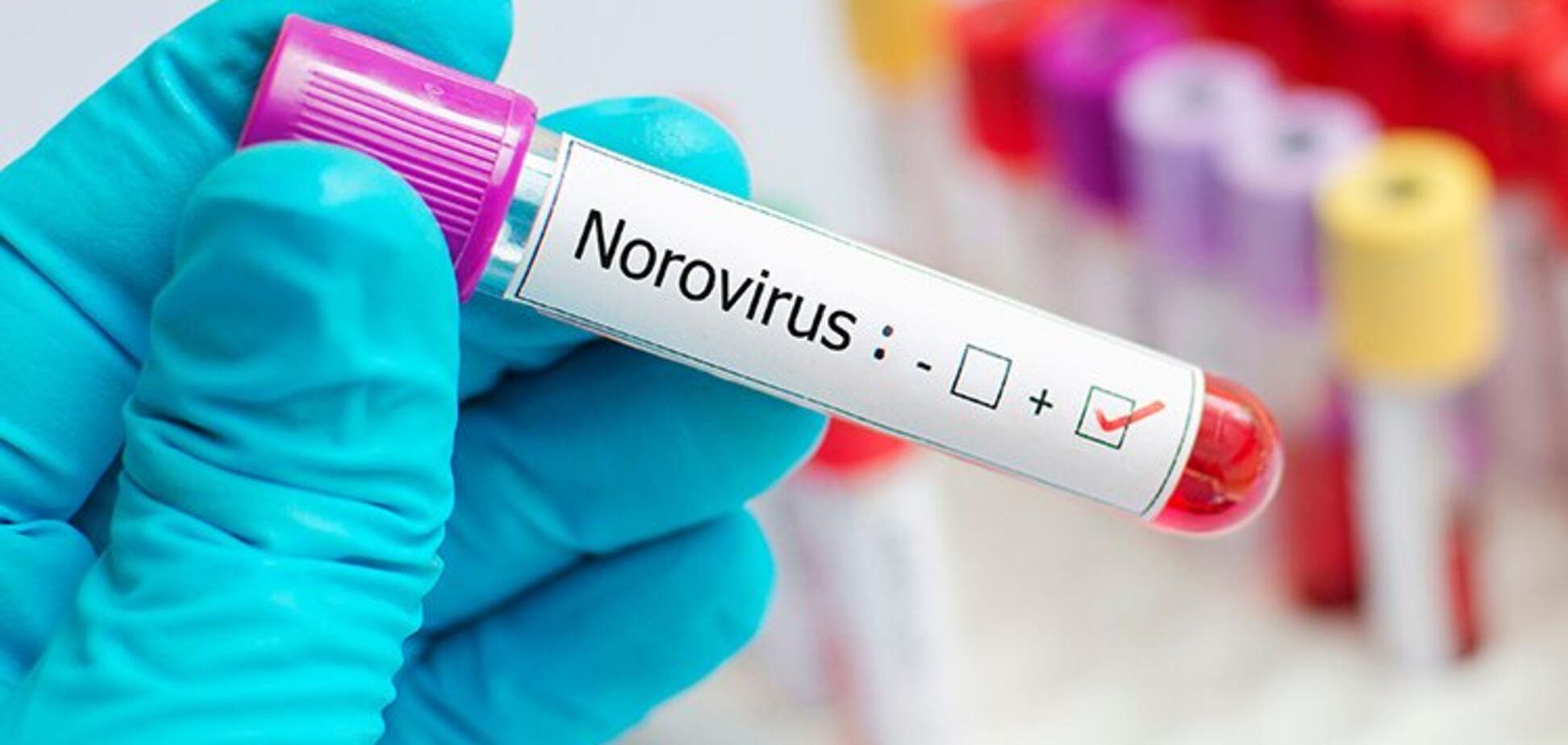В Украину завезли норовирус из Франции: чем опасен