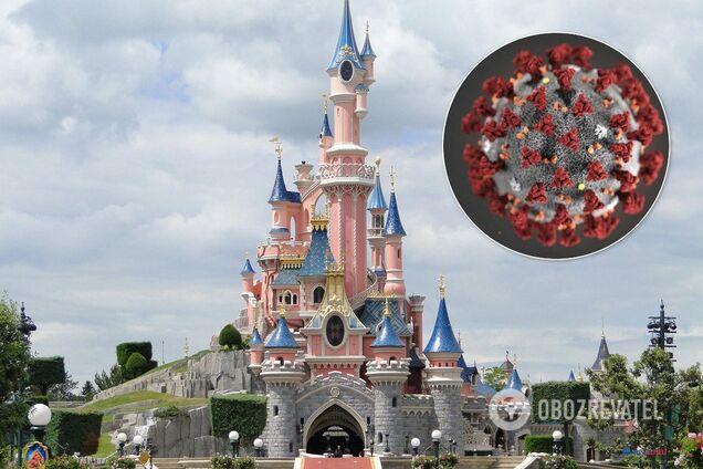 Корпорация The Walt Disney Company сообила, что недополучит 175 млн долларов из-за эпидемии коронавируса в Китае