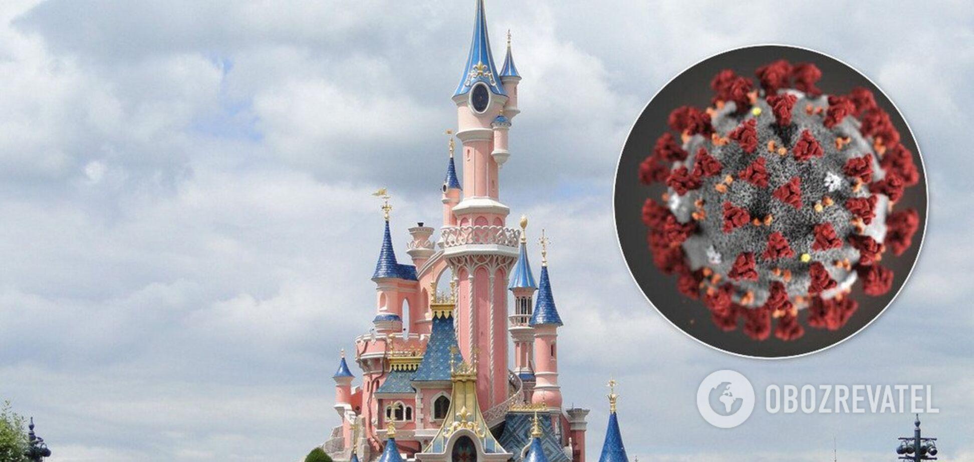 Эпидемия коронавируса ударила по Disney на сотни миллионов долларов