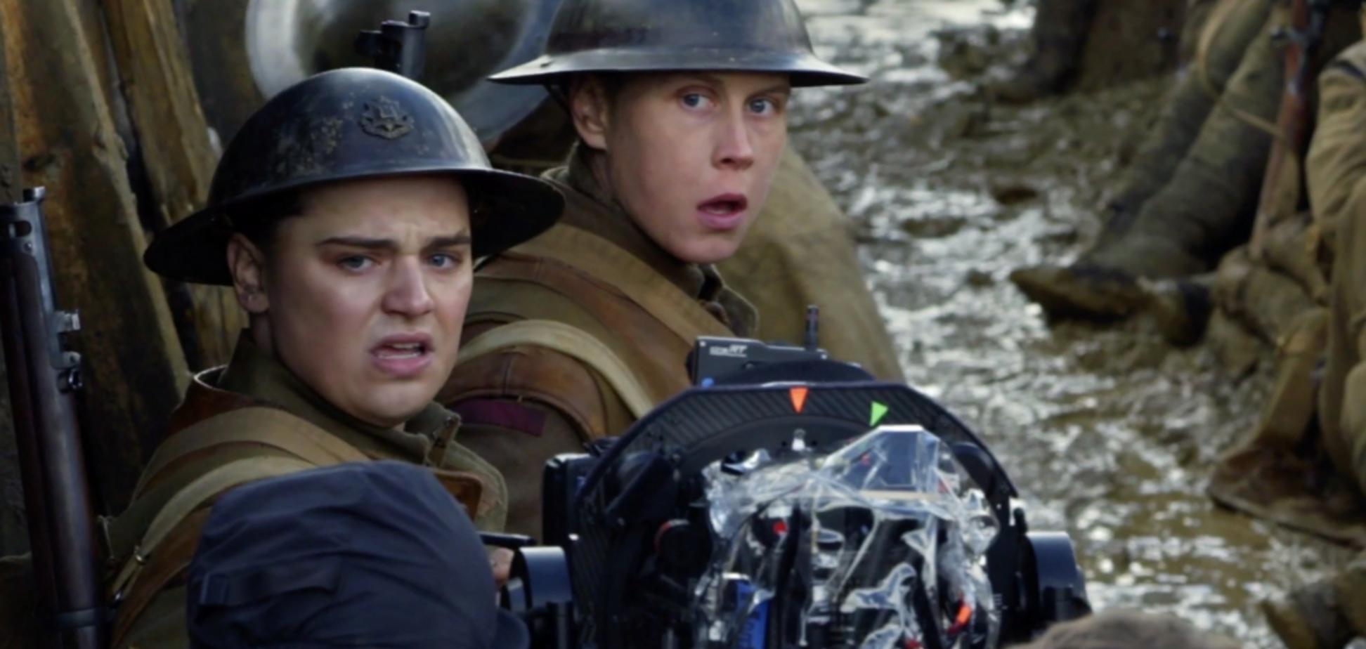Фільм '1917' – тріумфатор 'Оскара'! Як його знімали й чому це не зовсім 'один дубль'