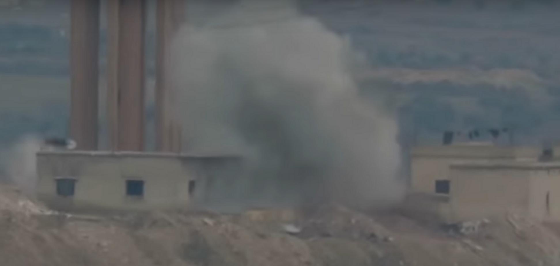 У Сирії вдарили по штабу найманців з Ірану й РФ