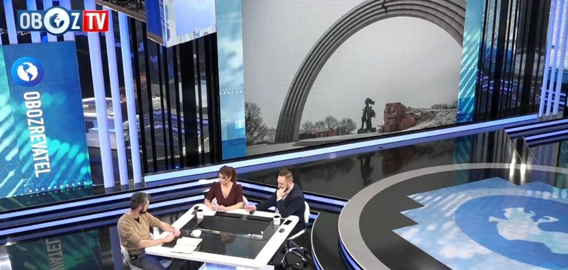 Що буде з Аркою дружби народів в Києві: Дробович прояснив долю пам'ятника