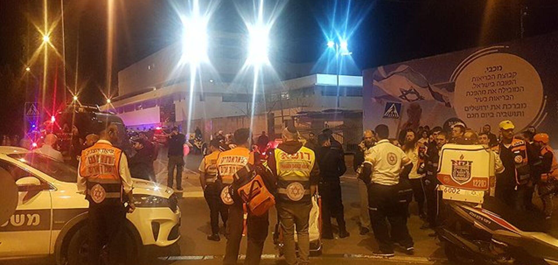 В Ізраїлі авто на швидкості влетіло у натовп солдатів на присязі: багато поранених