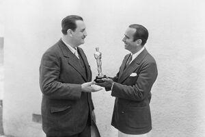 Как проходил первый в истории 'Оскар': опубликованы исторические фото и видео