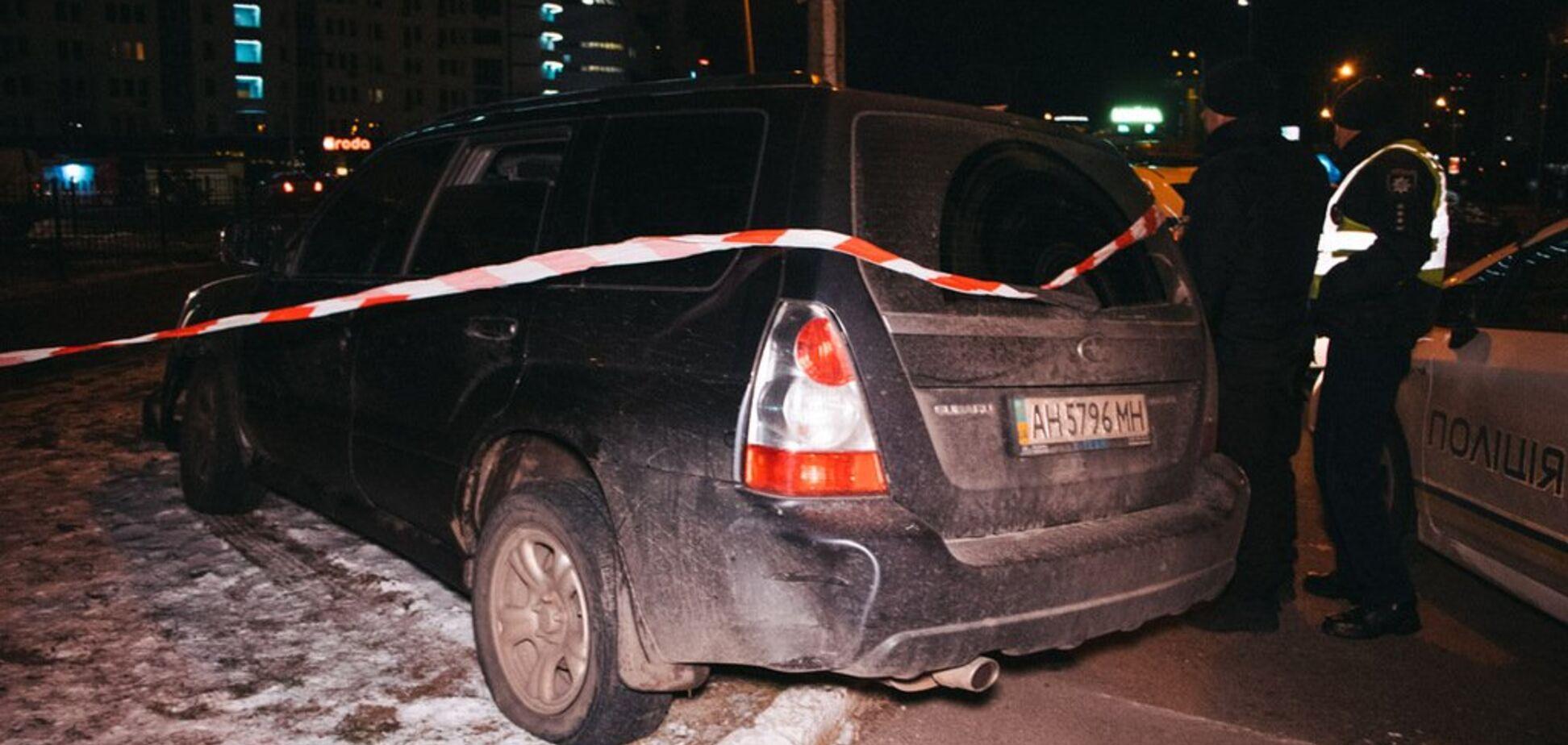 У Києві п'яний водій влаштував 'гонки' на викраденому авто
