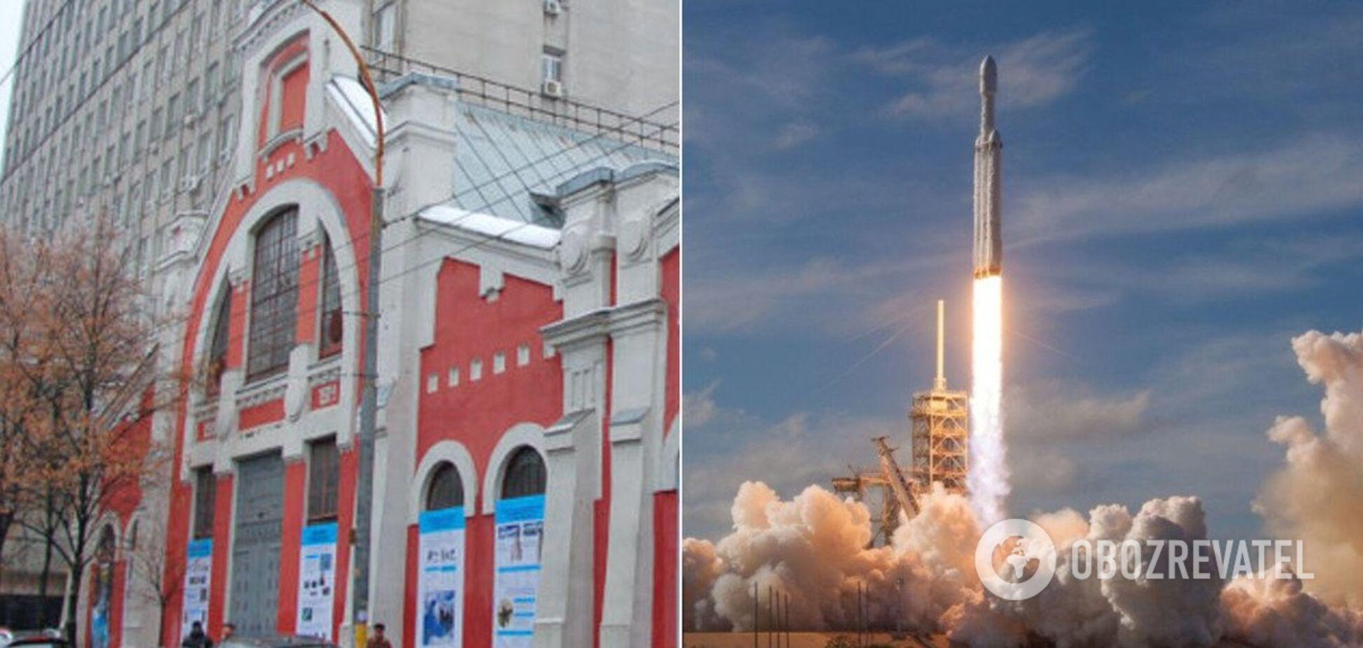 У Києві почались обшуки на території заводу 'Арсенал' та Державного космічного агентства
