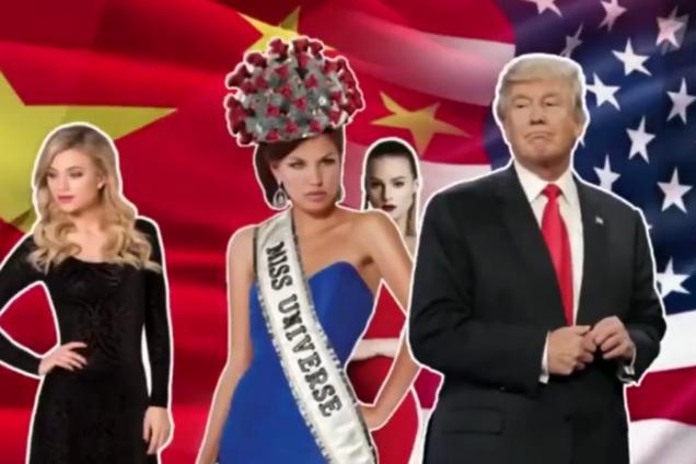 "Трамп ""вырастил"" коронавирус"
