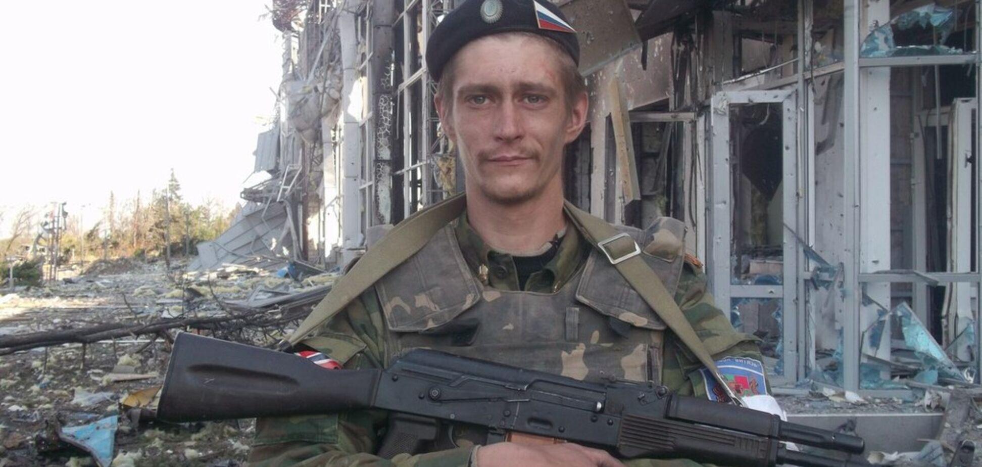 Терорист 'Вампір', який вбивав українців на Донбасі, тепер жебракує. Відео
