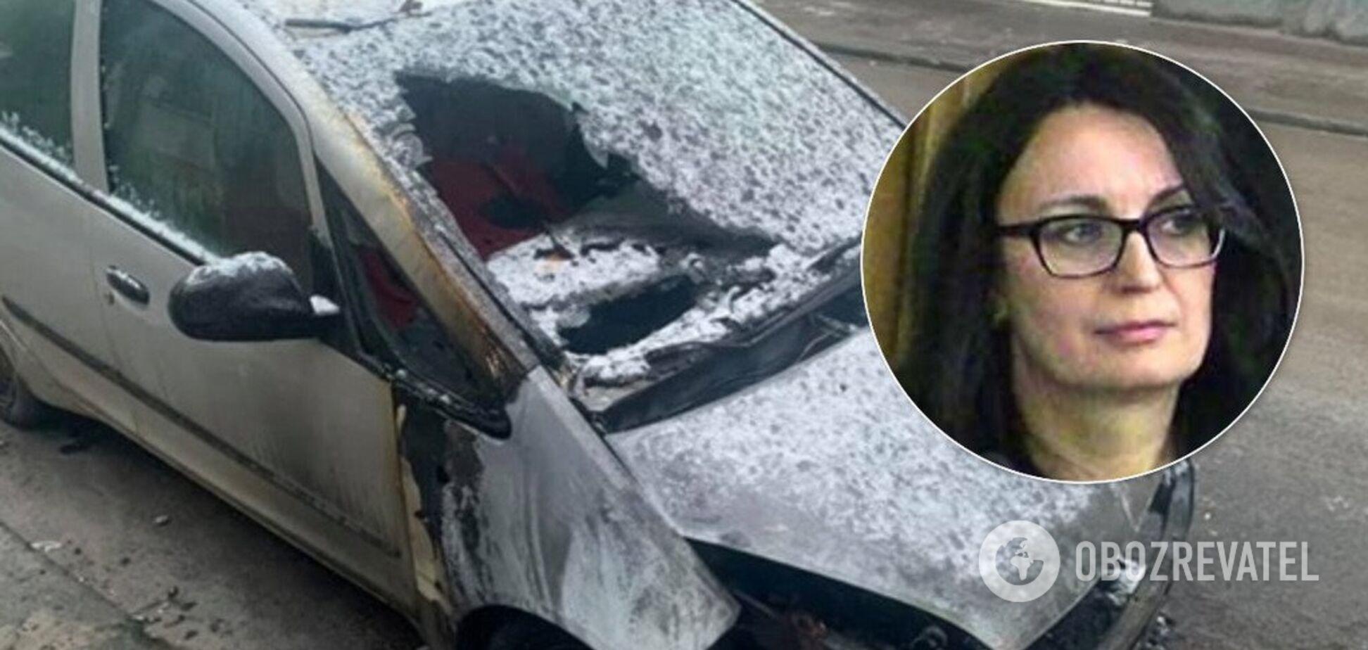 Задержан подозреваемый в поджоге авто журналистки 'Радіо Свобода'