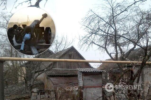 Террористы обустраивают новые позиции на Донбассе