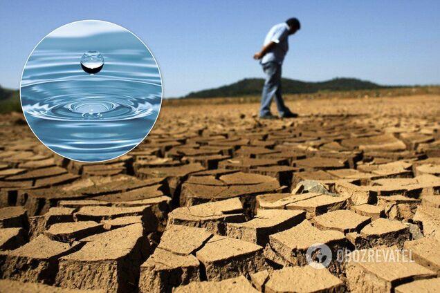 В Крыму катастрофически не хватает воды