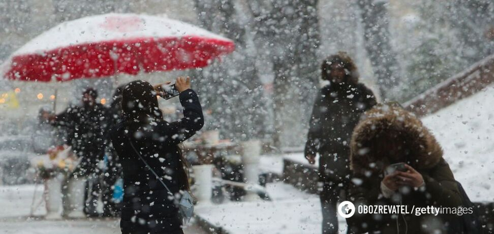 Украину заморозит до -10: где будет холоднее всего