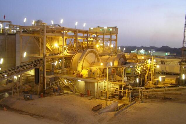 Рудник з видобування золота