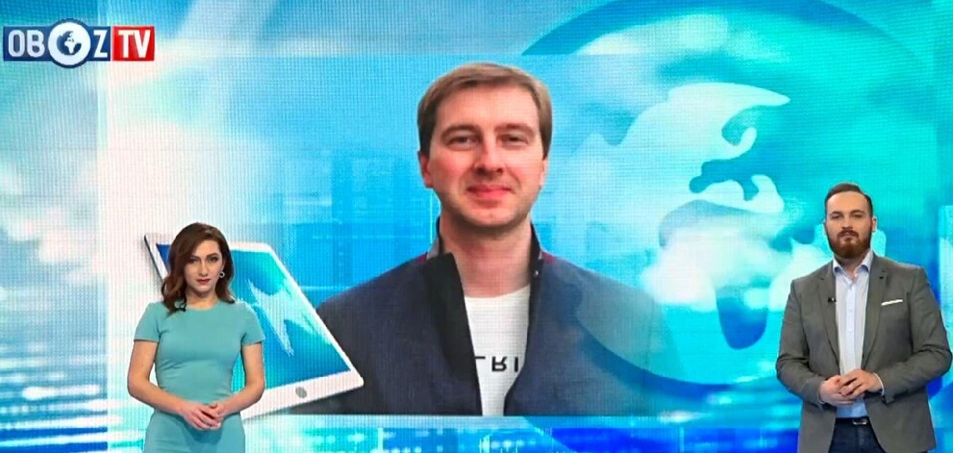 Обыски на '1+1' произошли по личному приказу Зеленского: экс-сотрудник СБУ