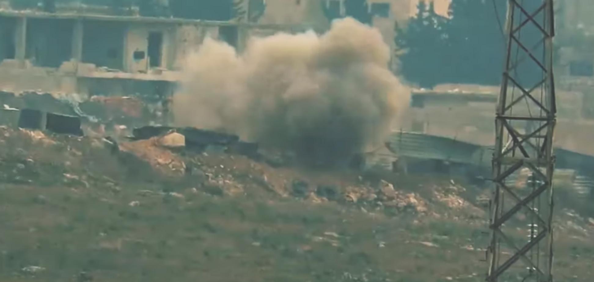 Уничтожение союзников Путина в Сирии
