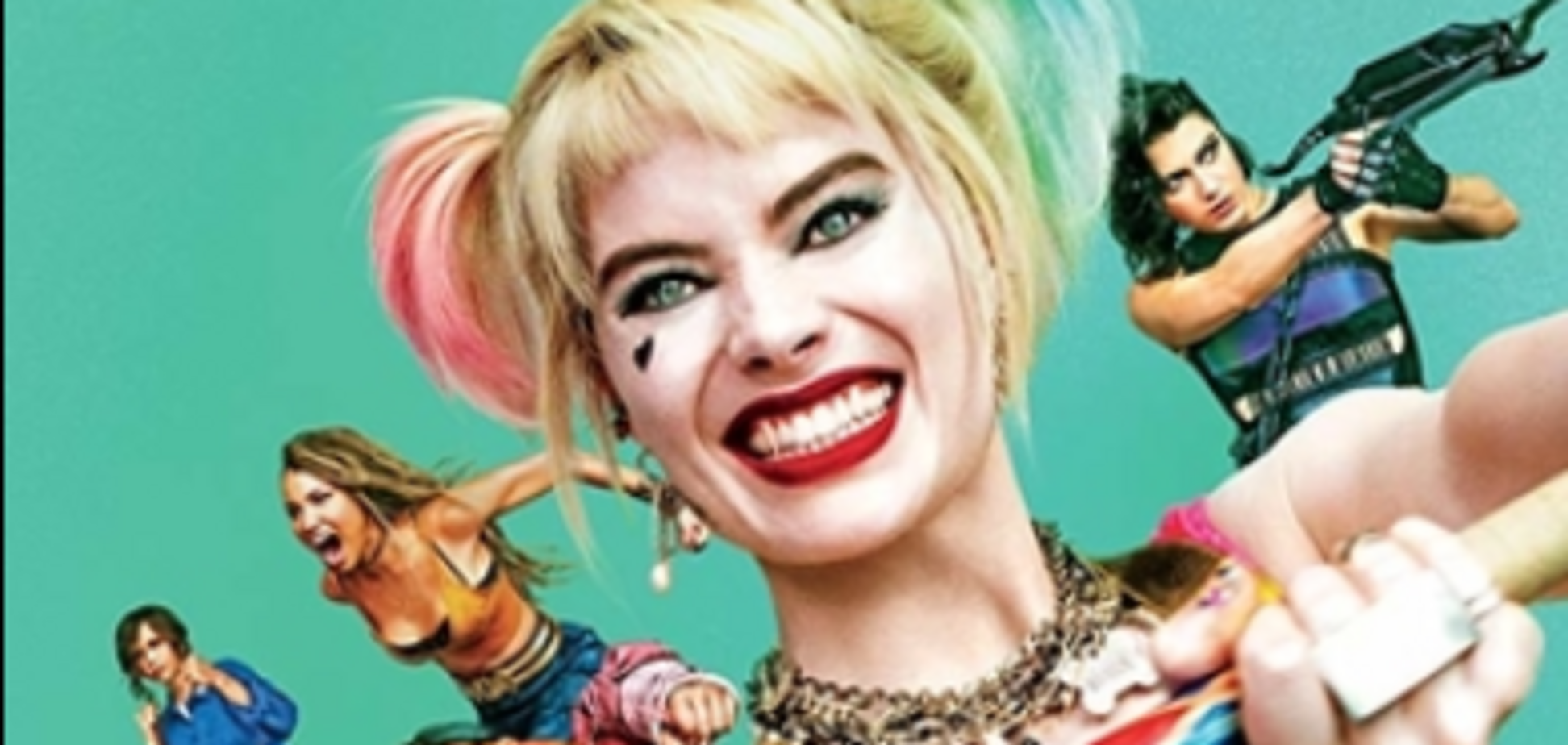 Стоит ли идти в кино на фильм 'Хищные птицы: Потрясающая история Харли Квинн', отзывы и трейлер