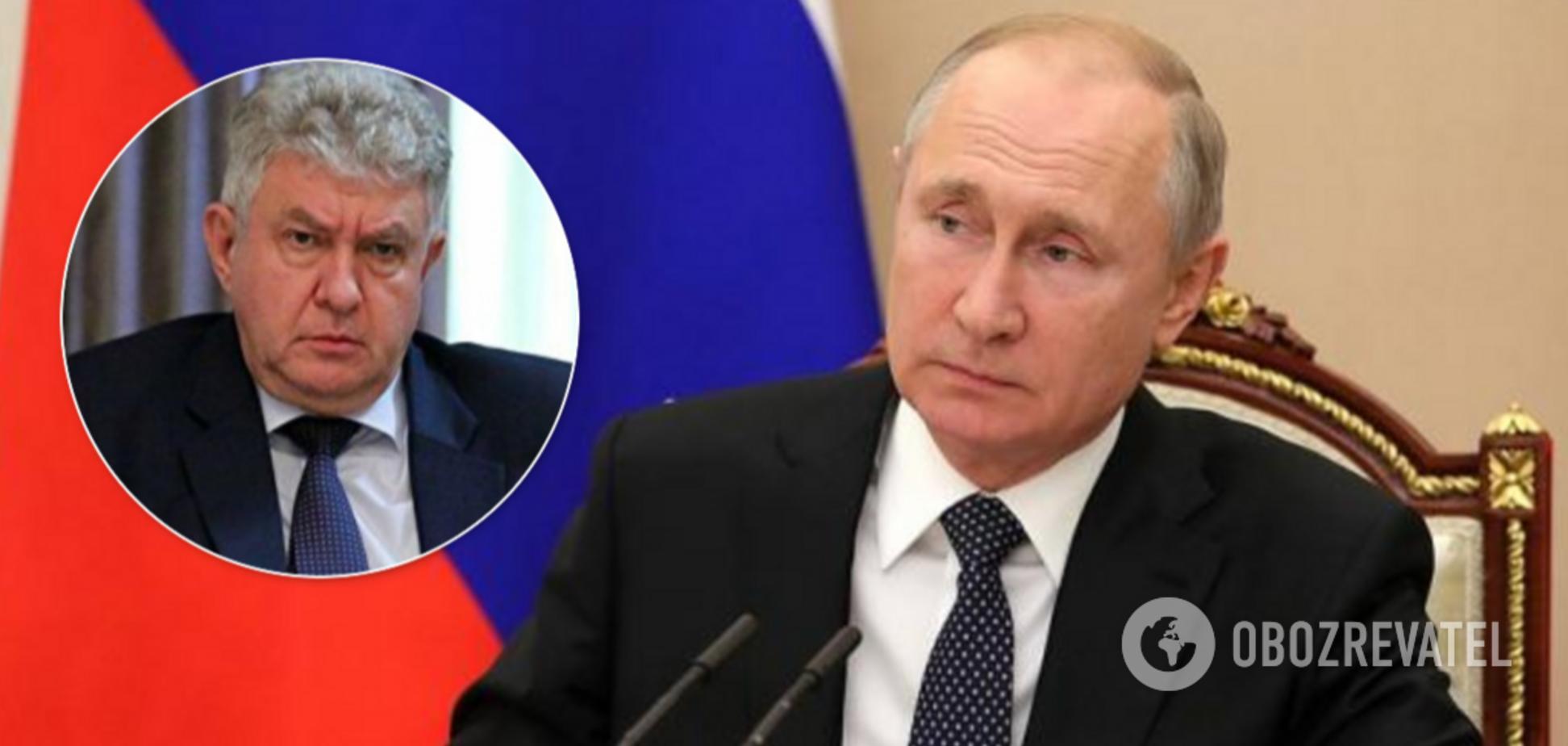 Портников пояснив призначення губернатора Путіна в 'ДНР'