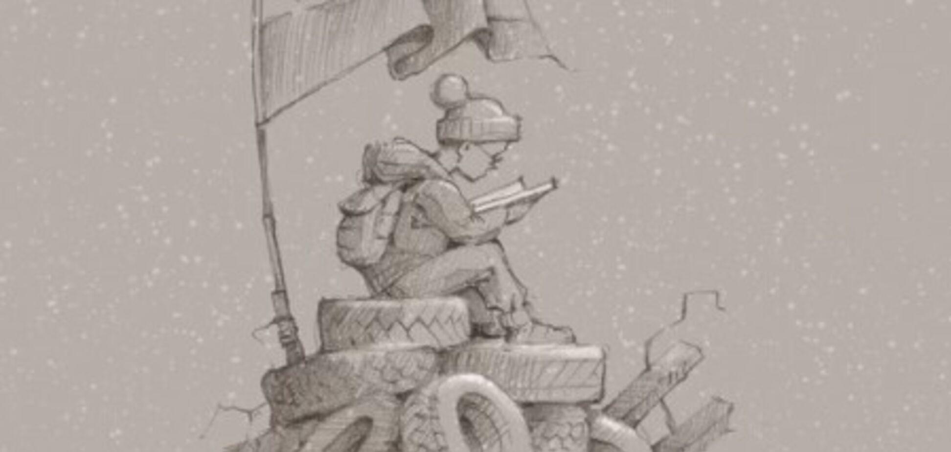 'Моїми творами нахабно торгують': український художник, який малював для ЗСУ, відстоює авторські права