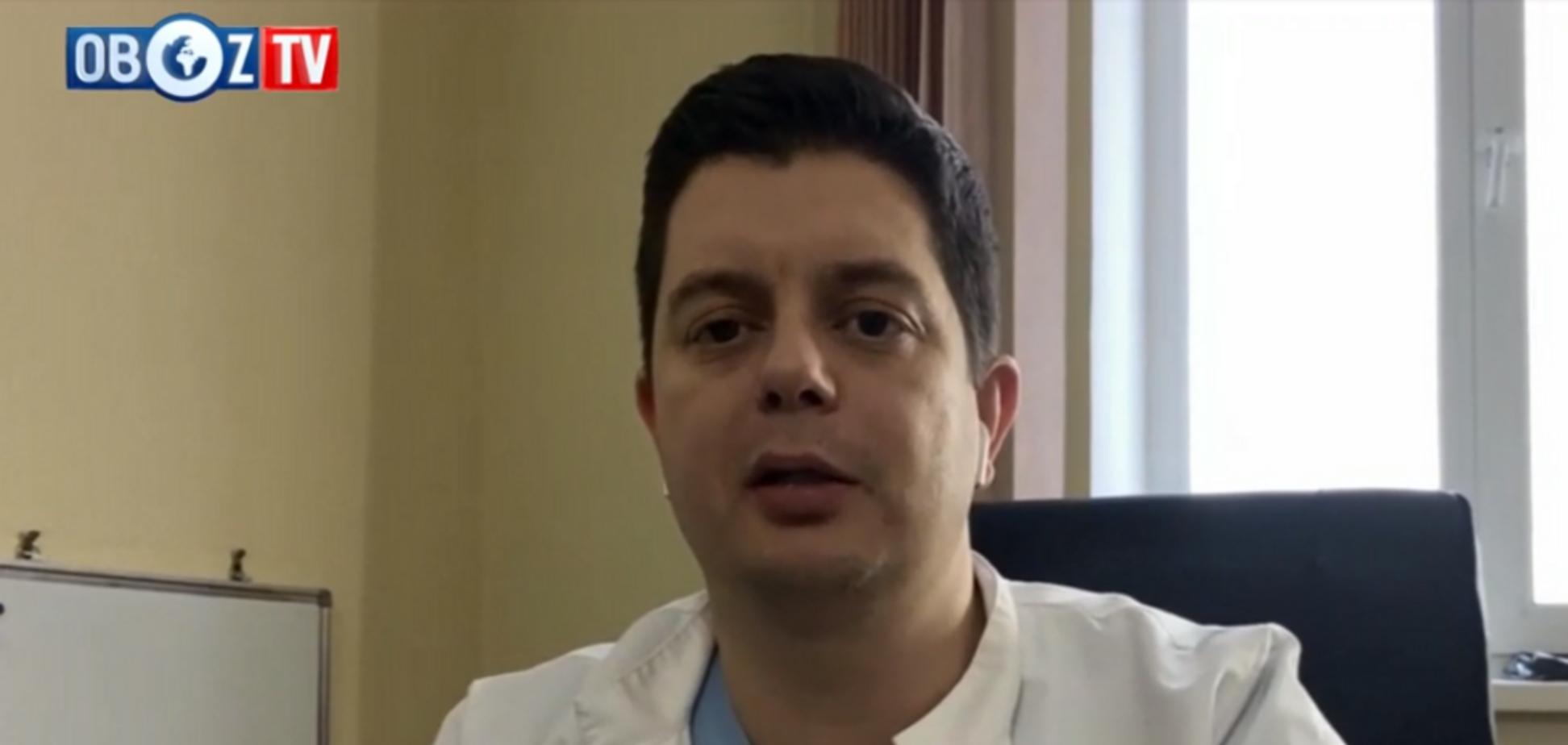 'Епідемія раку в Україні': онколог озвучив цифри, що шокують