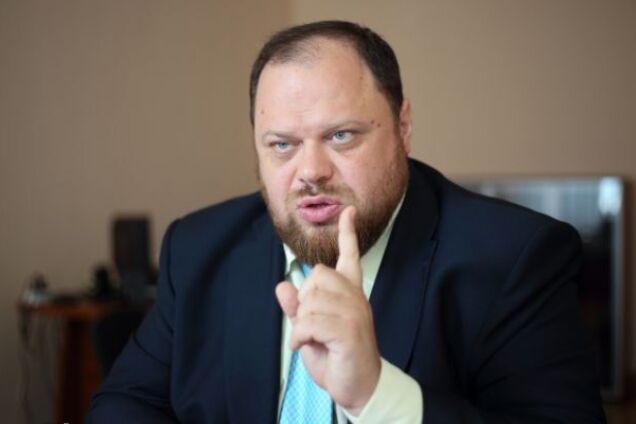 Стефанчук відповів на скандал зі зброєю в Раді