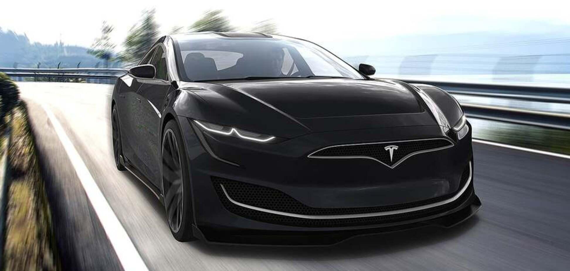 Tesla обучит свои электромобили выживать на дорогах Украины